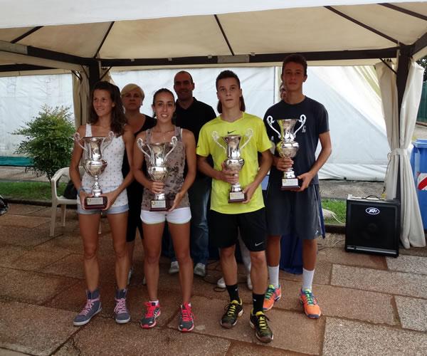 finalisti torneo di Dolo