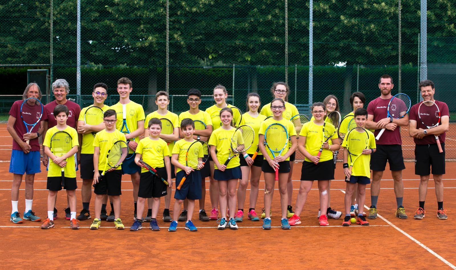 Scuola tennis certificata FIT