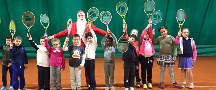 Torneo di Natale 2015 Scuola tennis – foto