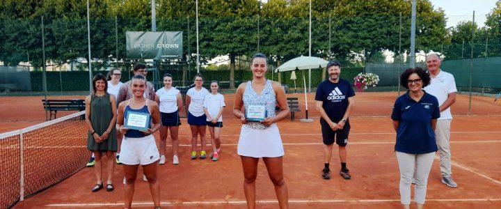 Trofeo Crown  open femminile – Finali